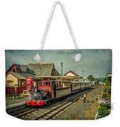 Bala Lake Railway Weekender Tote Bag