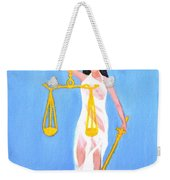 Balance And Money Weekender Tote Bag