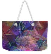 Balanced Dynamic - Square Version Weekender Tote Bag