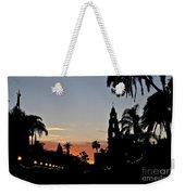 Balboa At Sunset  Weekender Tote Bag