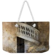 Balcony At Les Invalides Paris Weekender Tote Bag