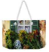 Balcony Of Napoly Weekender Tote Bag