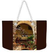 Balcony St Lucia Weekender Tote Bag