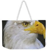 Bald Eagle 2 Weekender Tote Bag