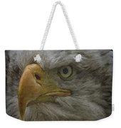 Bald Eagle 26 Weekender Tote Bag