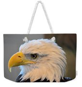 Bald Eagle 7615 Weekender Tote Bag