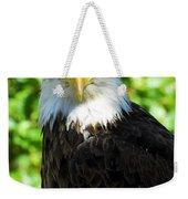Bald Eagle - Alaska Weekender Tote Bag