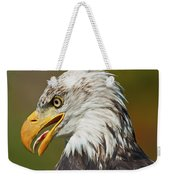 Bald Eagle... Weekender Tote Bag