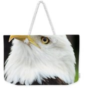 Bald Eagle - Power And Poise 01 Weekender Tote Bag