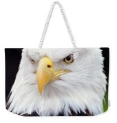 Bald Eagle - Power And Poise 02 Weekender Tote Bag