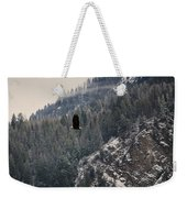Bald Eagle V I Weekender Tote Bag