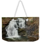 Bald River Falls Weekender Tote Bag