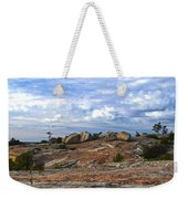 Bald Rock Panorama Weekender Tote Bag