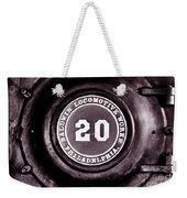 Baldwin 20 - Toned Weekender Tote Bag