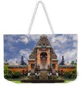 Bali Weekender Tote Bag