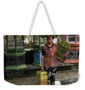 Bali Indonesia Proud People 1 Weekender Tote Bag