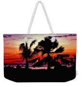 Bali Sunset Polaroid Transfer  Weekender Tote Bag