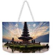 Bali Water Temple 2 Weekender Tote Bag