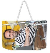 Balkan Beat Box Weekender Tote Bag