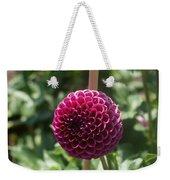 Ball Flower Weekender Tote Bag