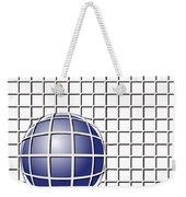Ball In The Net Weekender Tote Bag