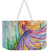 Ballerina Curtain Call Weekender Tote Bag