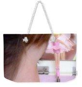 Ballerina Dreams Weekender Tote Bag