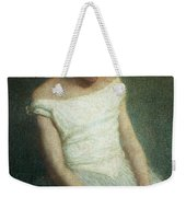 Ballerina Female Dancer Weekender Tote Bag