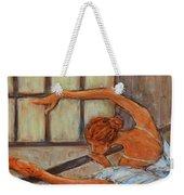 Ballerina II Weekender Tote Bag by Xueling Zou