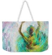 Ballerina Weekender Tote Bag by Xueling Zou