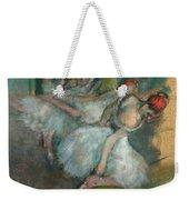 Ballet Dancers Weekender Tote Bag