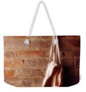 Ballet On Brick Weekender Tote Bag