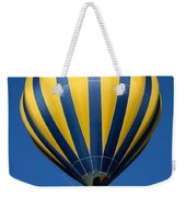 Balloon And The Moon Weekender Tote Bag