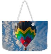 Balloon At Sunrise Weekender Tote Bag