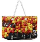 Balloon Car Weekender Tote Bag