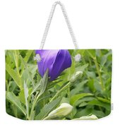 Balloon Flower Ready To Launch Weekender Tote Bag