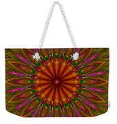 Balloon Kaleidoscope Weekender Tote Bag