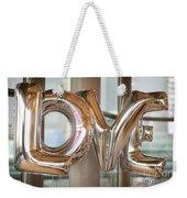 Balloon Love Weekender Tote Bag