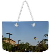 Balloon Over Lorimar Weekender Tote Bag