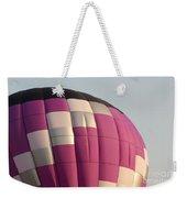 Balloon-purple-7457 Weekender Tote Bag