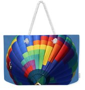 Balloon Square 2 Weekender Tote Bag