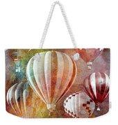Balloons 3 Weekender Tote Bag