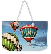 Balloons Away Weekender Tote Bag