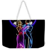 Ballroom Dancing Sign Weekender Tote Bag