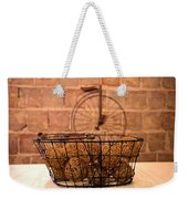 Balls In The Basket Weekender Tote Bag