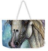 Balon Polish Arabian Horse Portrait 4 Weekender Tote Bag