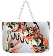 Balsamic Salad Weekender Tote Bag