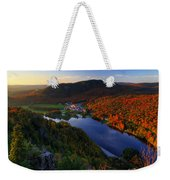 Balsams Sunset Weekender Tote Bag