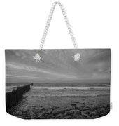 Baltic Sea And Clouds Weekender Tote Bag