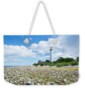 Baltic Sea Lighthouse Weekender Tote Bag